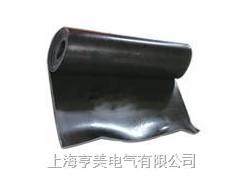 黑色绝缘垫(绝缘胶板)