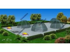 开合式自然补光气候室
