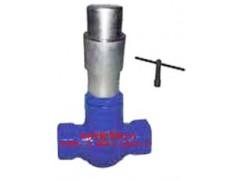 SBMFL-09S密码内螺纹锁闭调节阀