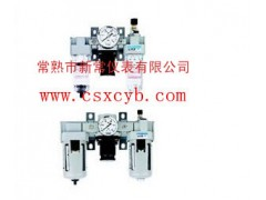 AC600A-08 AC系列新款气动三联件