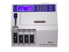HC-800(氟\硝酸盐氮\pH)全自动离子分析仪