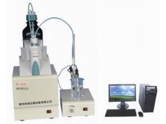 MX-100型石油产品碱值测定仪