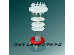郑州宝晶YGC-6固相萃取仪,12孔圆形固相萃取装置