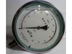 耐震精密压力表精度等级
