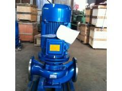 ISG单级单吸立式管道泵价格