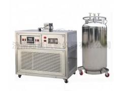 CDW-196℃冲击试验超低温槽超能液氮低温槽