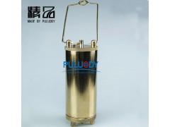 底部取样器 底阀式取样器 可卸底部采样器