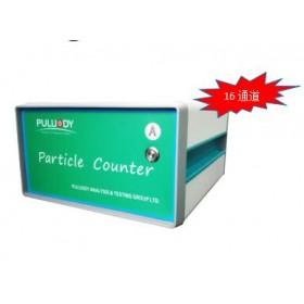普洛帝16通道高精度液体在线颗粒计数仪