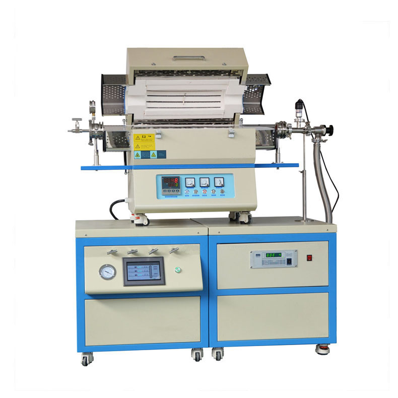 OTL1200单温区可调真空CVD双管炉